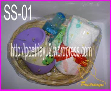 souvenir siraman 1